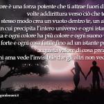 frasi d'amore: amore è una forza potente